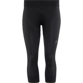 Craft Fuseknit Comfort Pants Women, zwart